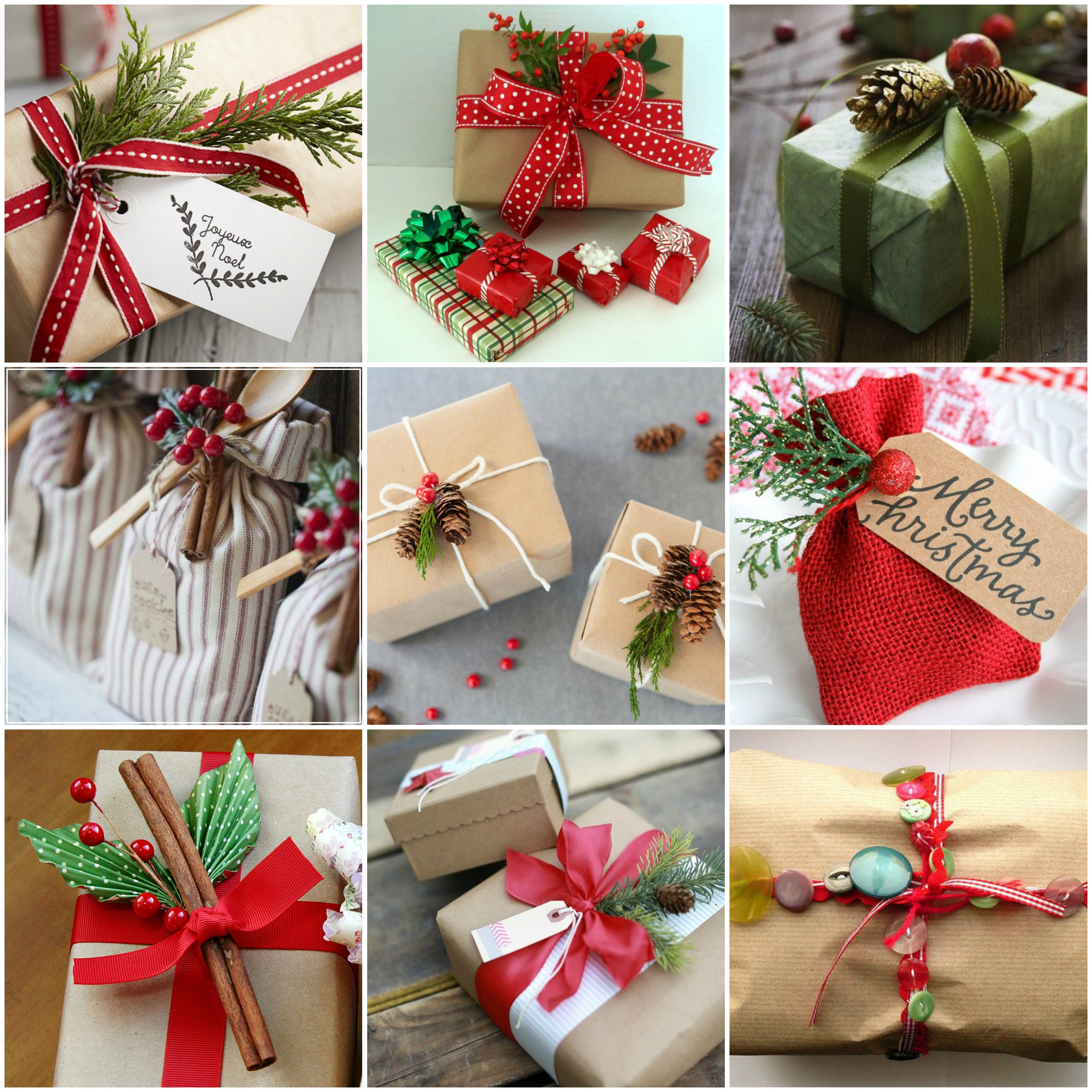 Маленькие подарочки с новым годом своими руками