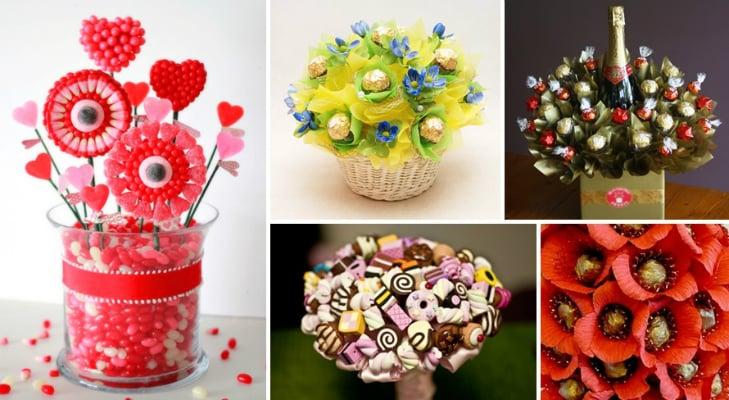 Как самим сделать конфеты 287