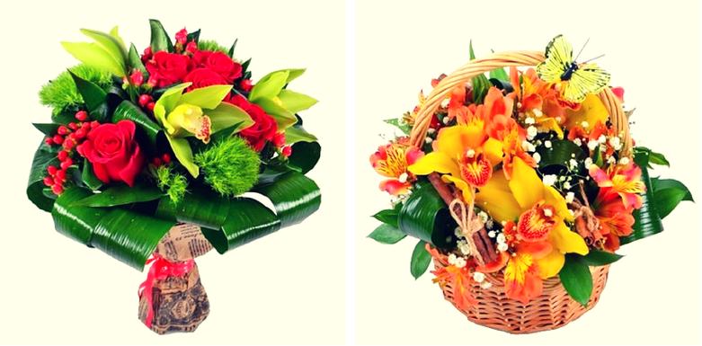 Какими будут букеты цветов через 100 лет?