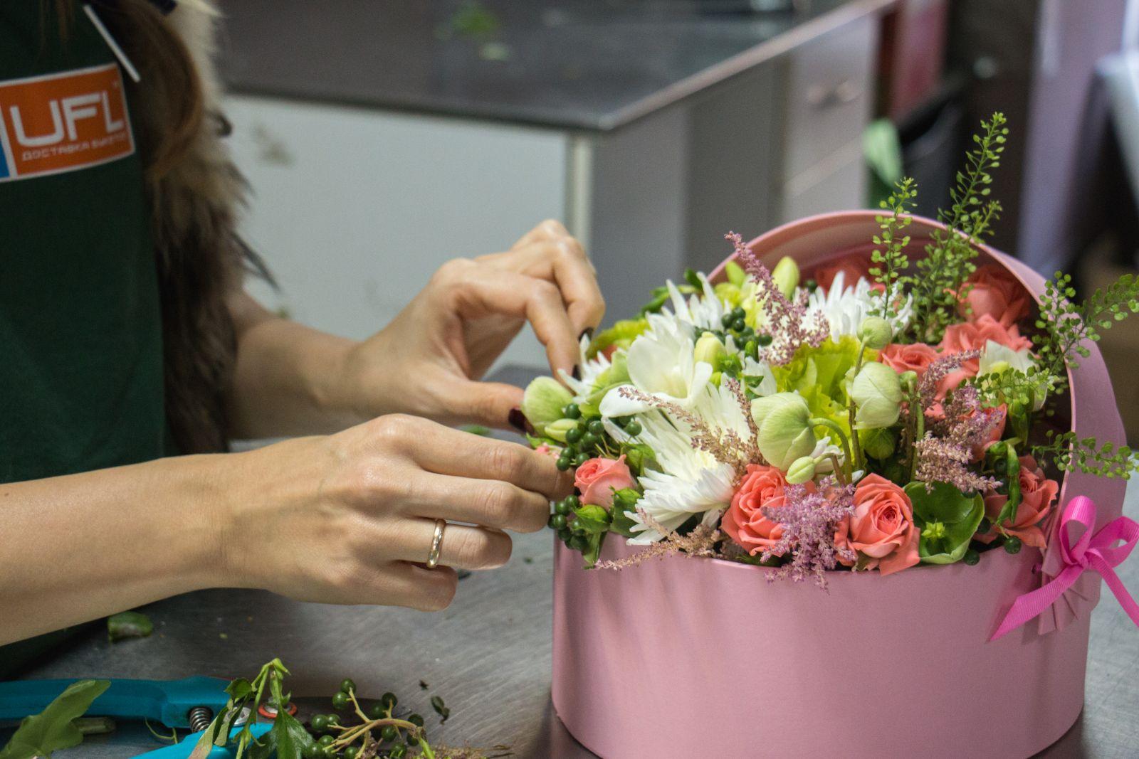 Ландышей, составление букетов название цветов мастер класс