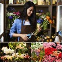 Как организовать работу флористов
