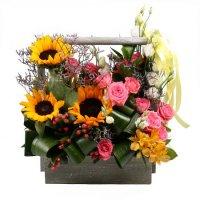 Летние цветы – яркие акценты вашего настроения!