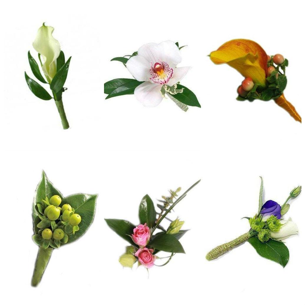 Маленькие букетики цветов киев — photo 3