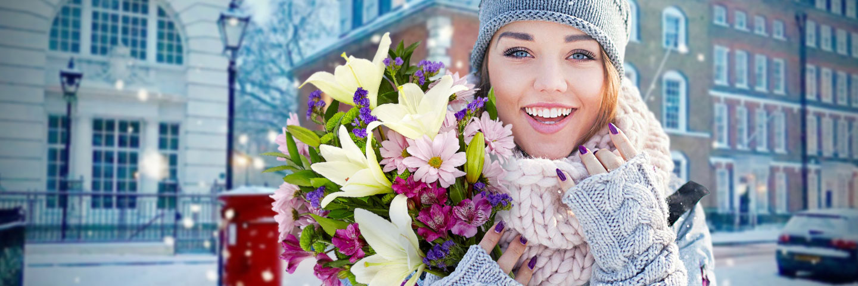 Доставка цветов по Энфилду