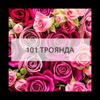 101 роза по