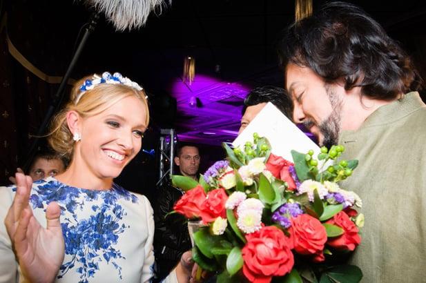 Заказ цветов для Кати Осадчей фото
